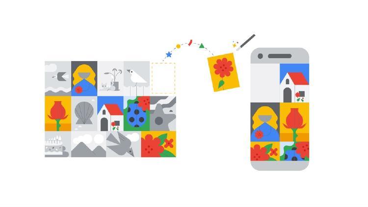 Google Fotos, el servicio de almacenamiento en la nube.