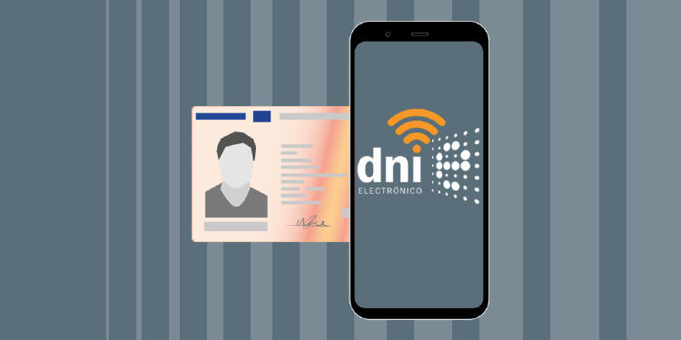 Actual aplicación móvil DNIe.
