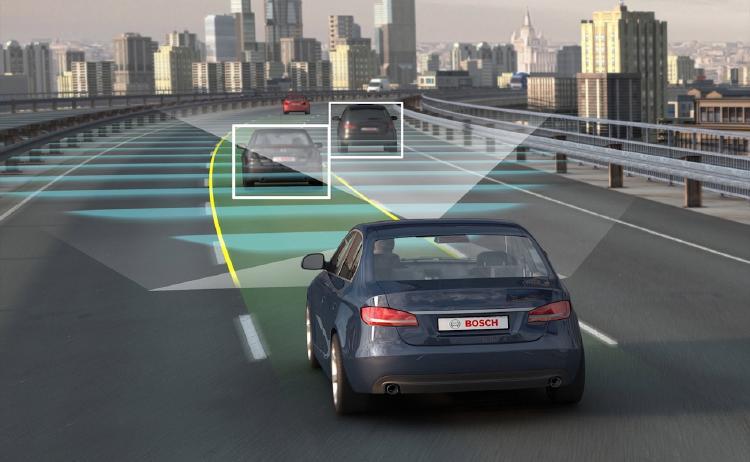Sistemas de conducción autónoma.