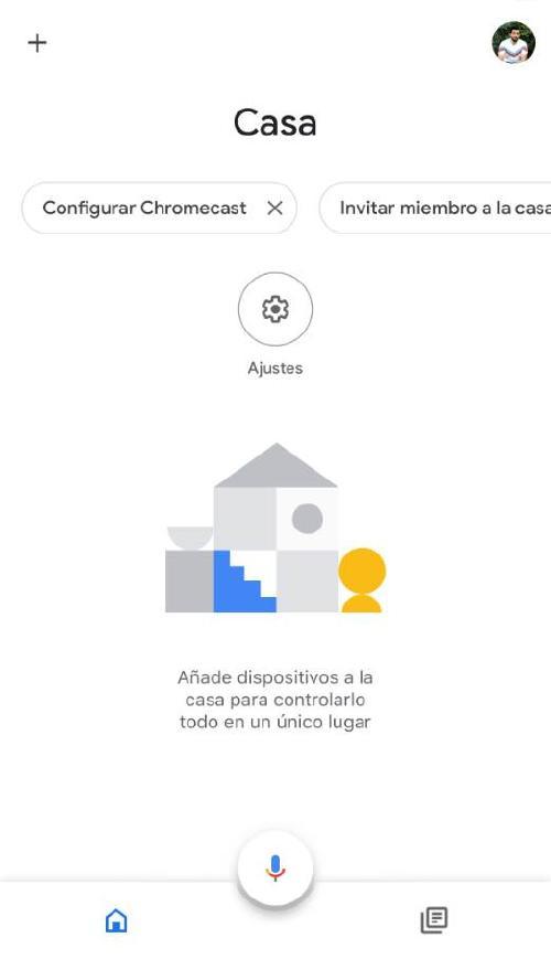 Configurar Chromecast