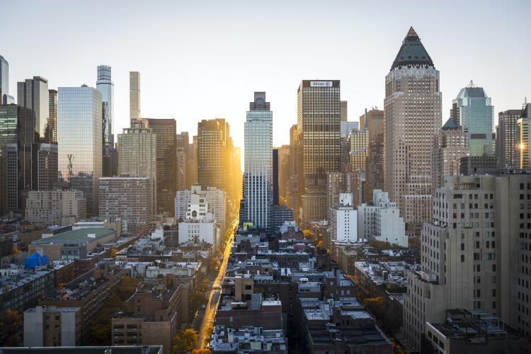 Las grandes ciudades, lugares con cobertura dispar.