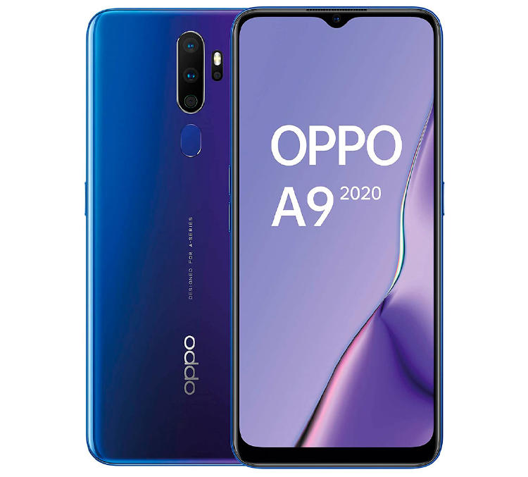 Oppo A9.