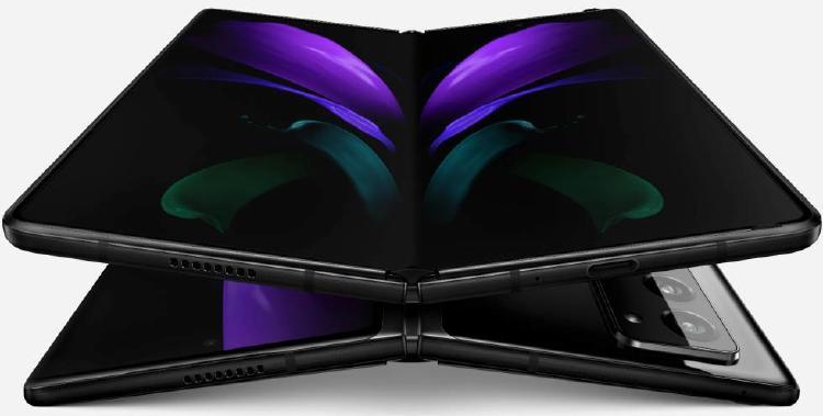 Samsung Galaxy Z Fold 2 5G.