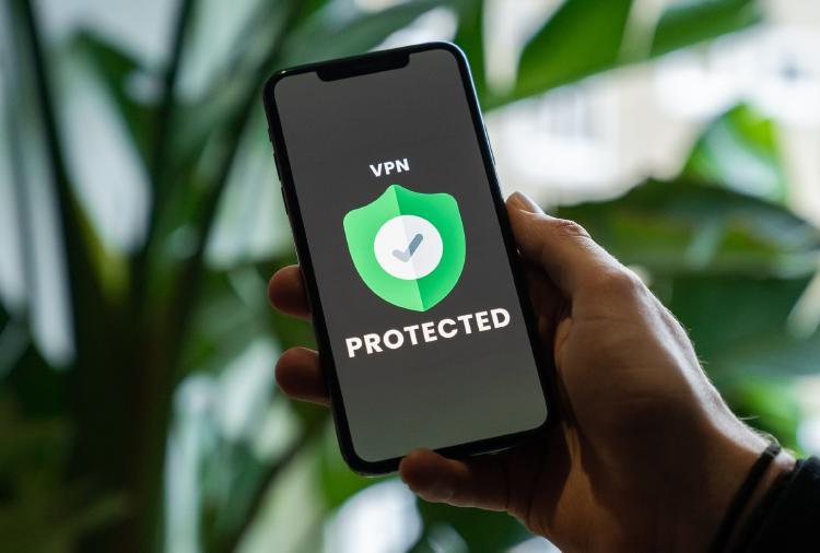 VPN para teléfonos móviles.