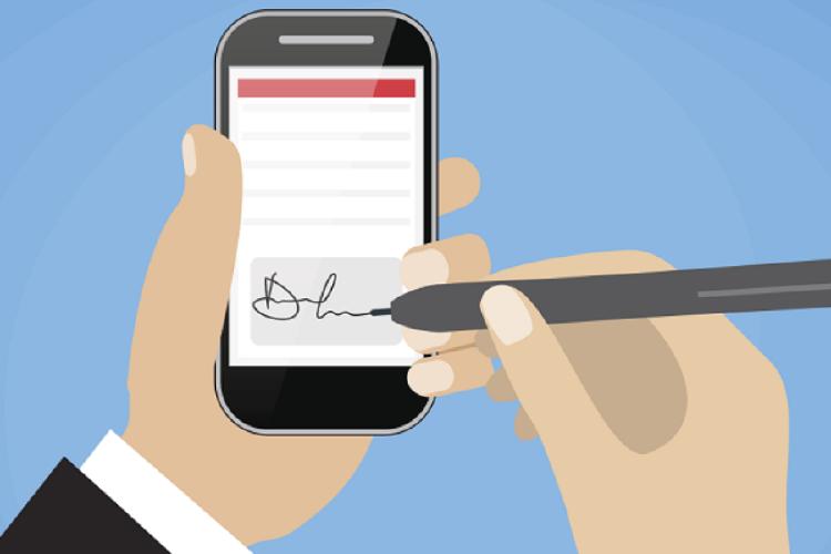 Los certificados también nos permiten firmar digitalmente.
