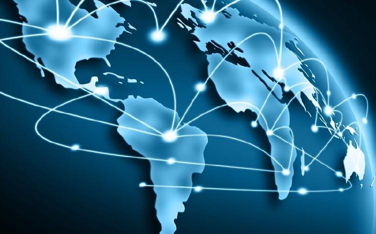 Un mundo conectado.