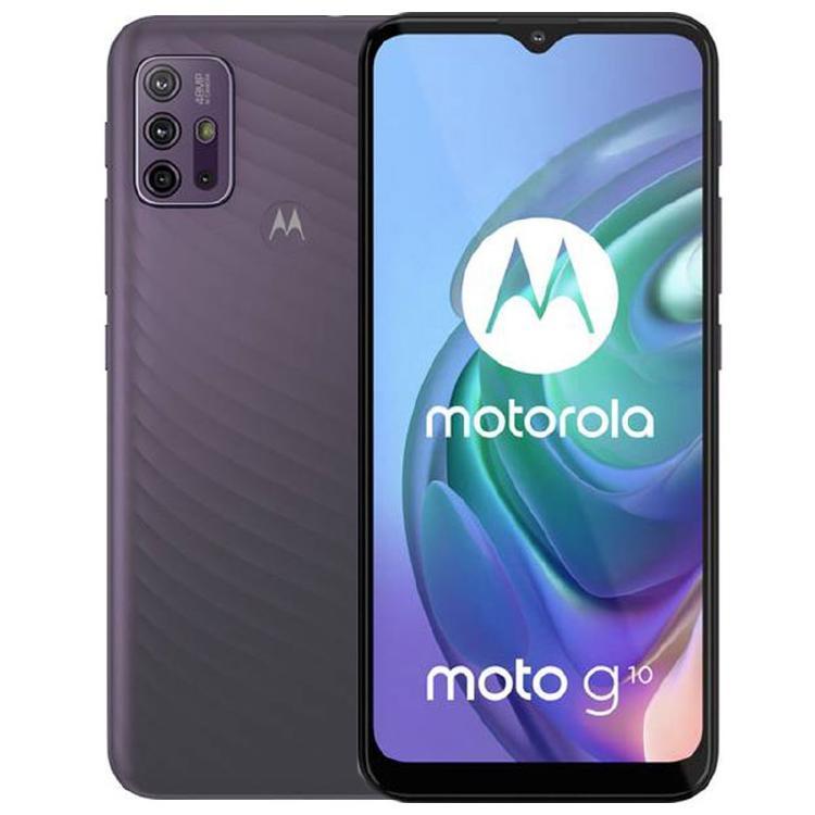 Motorola Moto G10.